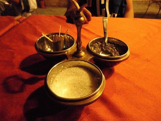 Nahargarh Haveli: 食後にはこれかな