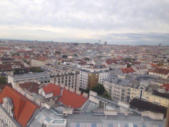 Hotel ibis Wien Mariahilf: la vista mozzafiato ❤️