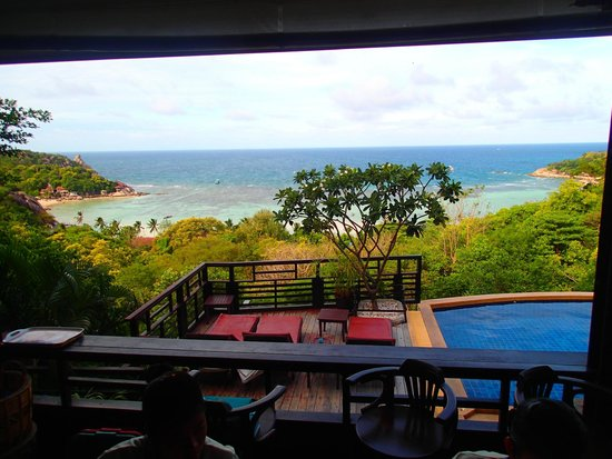 Chintakiri Resort: View from restaurant