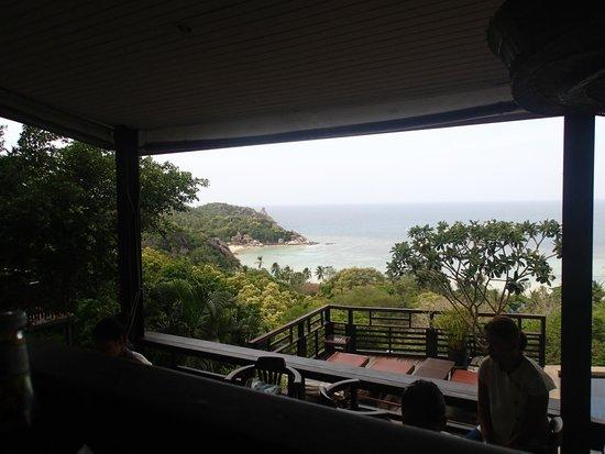 Chintakiri Resort : View from restaurant