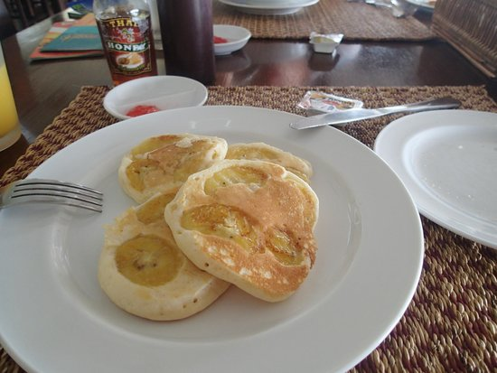 Chintakiri Resort : View of breakfeast