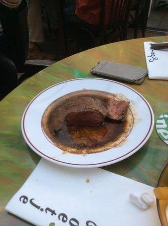 Cafe Loetje: die Steaks sind ein echter traum!
