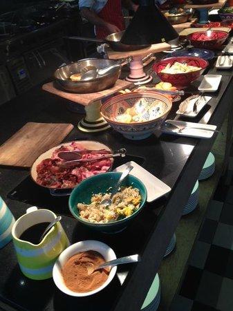QT Port Douglas: Breakfast Buffet