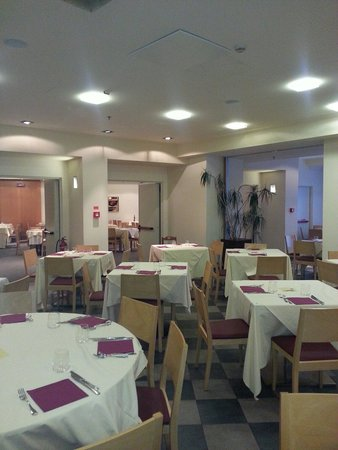 Club Valtur Portorosa: Il ristorante