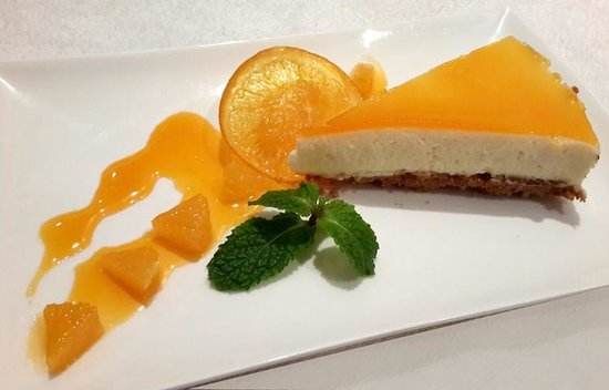 Cafe des Amis : Cheese Cake