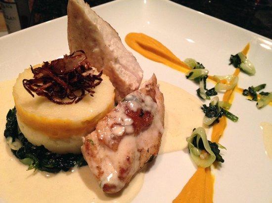 Cafe des Amis : Chicken