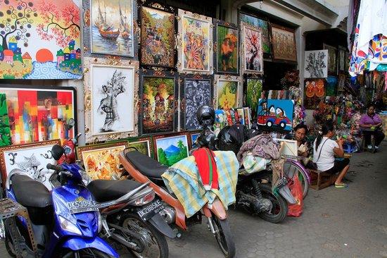 Sukawati Art Market: markets
