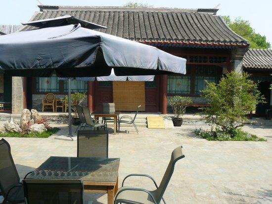 Courtyard 7: cour intérieure