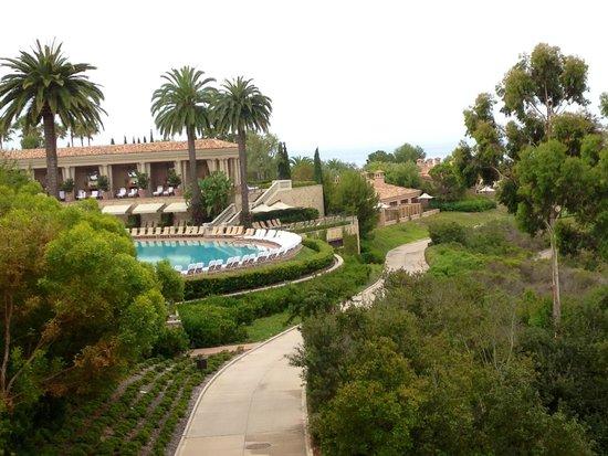 The Resort at Pelican Hill : Pelican Hills Court Yard