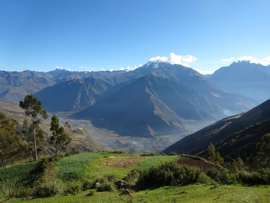 Heiliges Tal der Inka (Urubamba-Tal): インカの聖なる谷