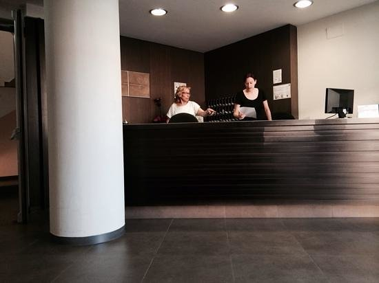 Hotel Avenida : excellent staff who are very helpful