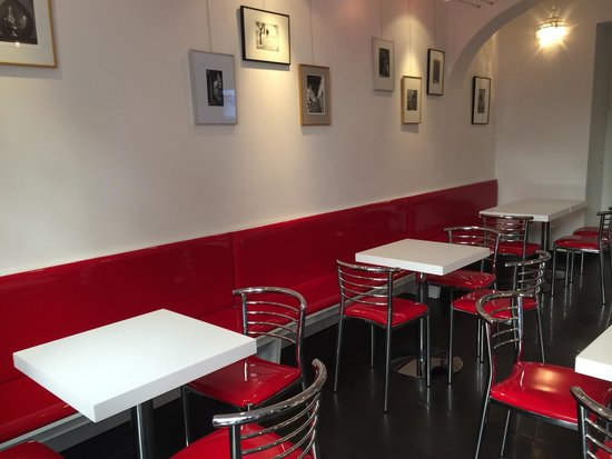 Al Tocco: In seating area