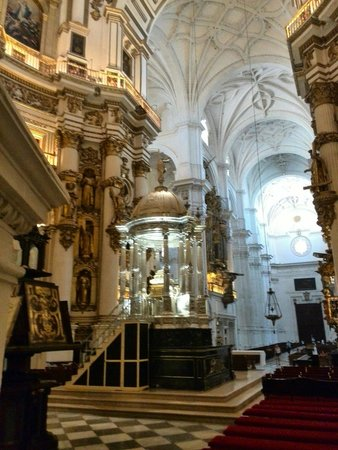Catedral y Capilla Real: Catedral
