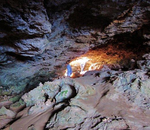 Insotel Club Maryland: Grotta a Barbaria