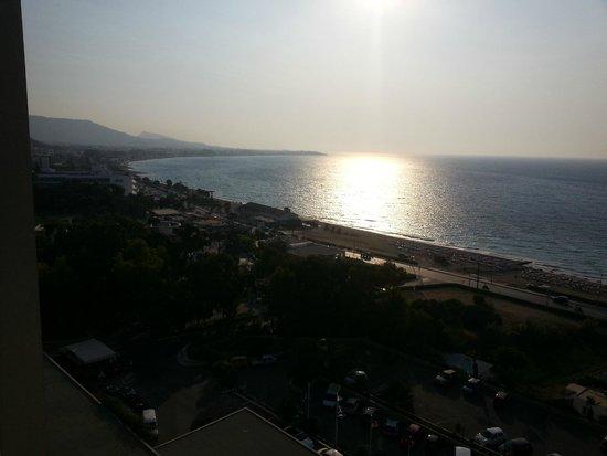 Rodos Palace: View