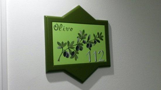 "Hotel Gabry: Piano ""verde"""