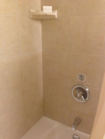 Doubletree by Hilton Hotel Los Angeles - Commerce: Shower