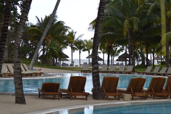 Canonnier Beachcomber Golf Resort & Spa: la piscine