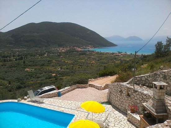 Vassiliki Bay Villas: SEA VIEW