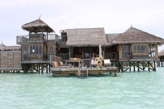 Gili Lankanfushi Maldives : Our villa