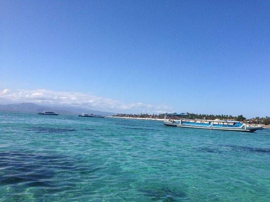 Bali Brio Fast Cruise: gili