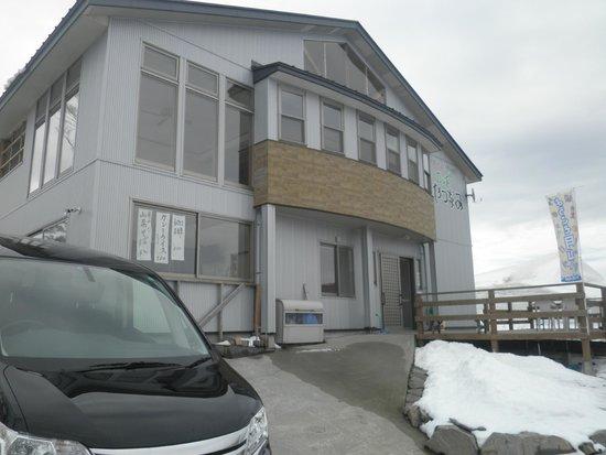 Lodge Yatsunami: 外観