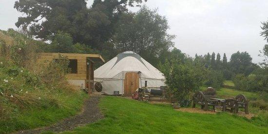 Love2Yurt: Our Business Yurt
