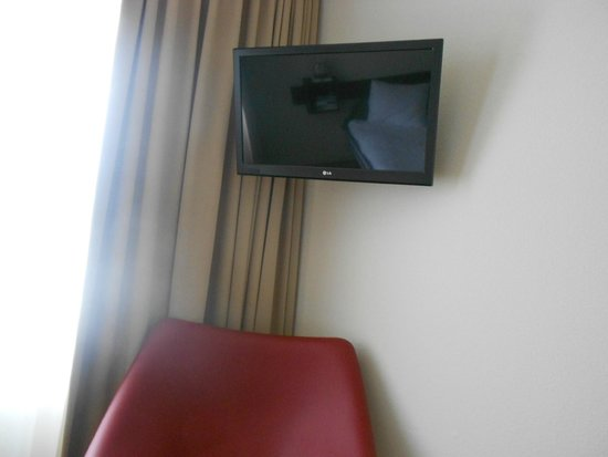 Townhouse Hotel Maastricht : T.V.