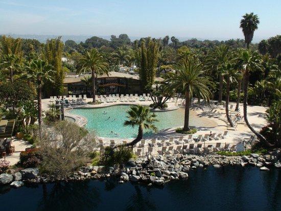 Paradise Point Resort & Spa: Big Pool