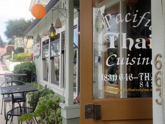 Pacific Thai Cuisine, Pacific Grove, Ca