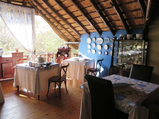 Maqueda Lodge: breakfast
