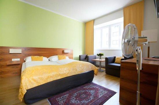 Hotel Jedermann: Zimmer