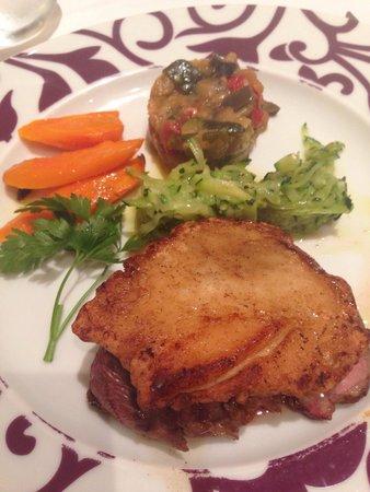Au Jardin Gourmand : Canard