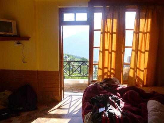 Rakpa Regency : room