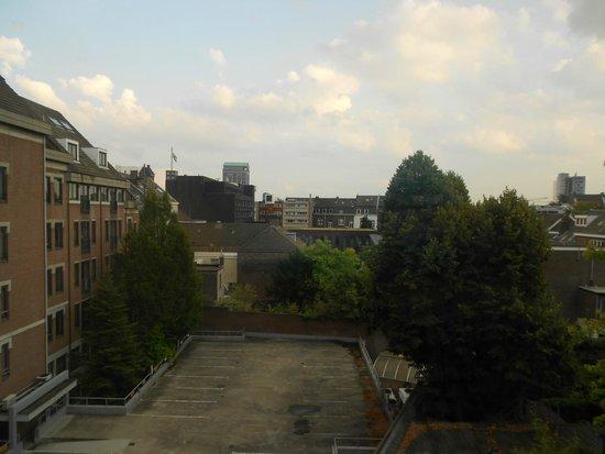 Townhouse Hotel Maastricht: Vistas