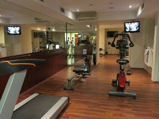 Golden Tulip Warsaw Centre: Gym