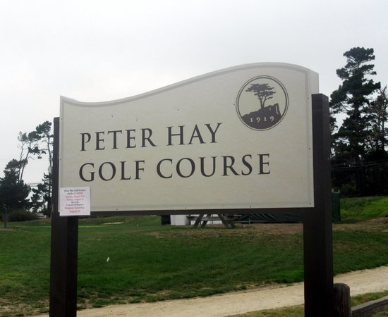 Peter Hay Golf Course, Pebble Beach, Ca