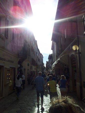 Porec Old Town: Porec