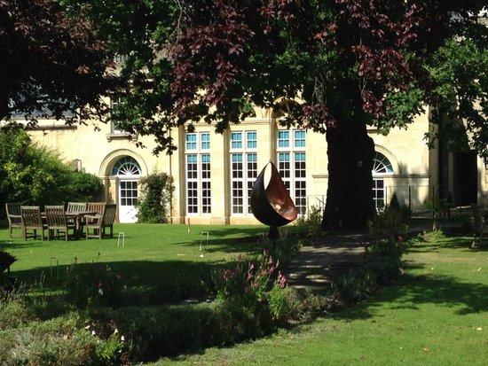The Royal Crescent Hotel & Spa: Garden