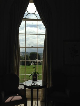 The Royal Crescent Hotel & Spa : Outlook