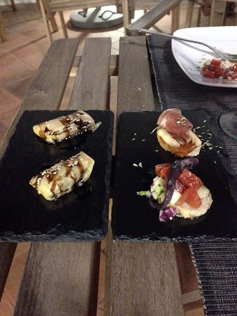 Louro Tapas Bar e Restaurante: Tapas