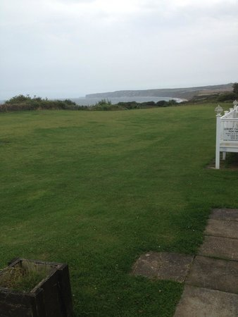 Primrose Valley Holiday Park - Haven: View from Pine Ridge