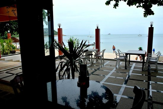 PS Thana Resort: Restaurant