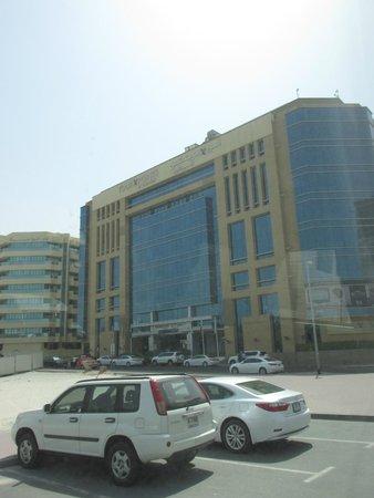 Four Points by Sheraton Downtown Dubai : Hotel