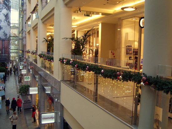 Rixwell Hotel Konventa Sēta : Центральный торговый центр Риги в двух шагах от отеля