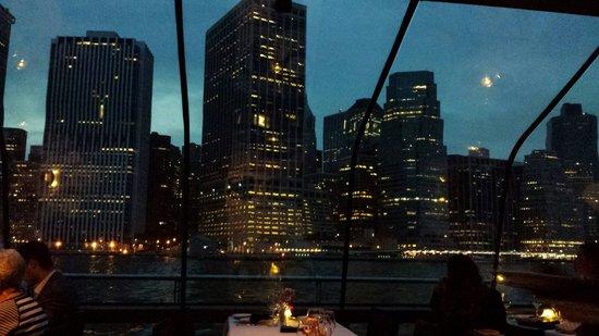 Bateaux New York: Bellissima esperienza!!!