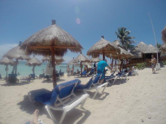Luxury Bahia Principe Sian Ka'an: Spiaggia