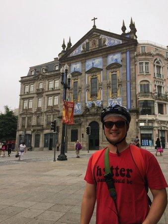 Bluedragon Porto City Tours: Porto city center