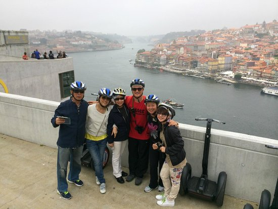 Bluedragon Porto City Tours: Thank you Virginia for being a fantastic guide