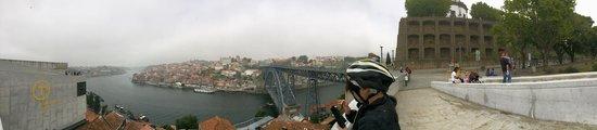 Bluedragon Porto City Tours: Duoro River Bridge